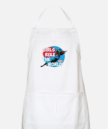 Girls Rule the World Apron