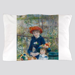 Two Sisters Pillow Case