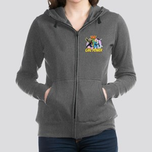 Marvel Girl Power Zip Hoodie
