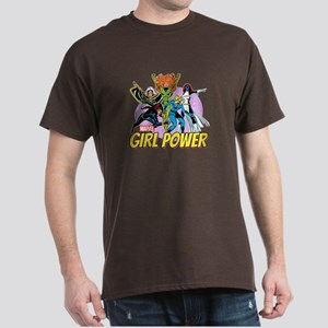 Marvel Girl Power Dark T-Shirt