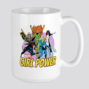 Marvel Girl Power Large Mug