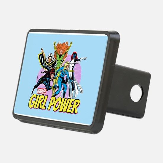 Marvel Girl Power Hitch Cover