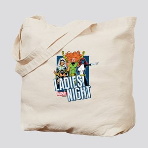 Marvel Ladies Night Tote Bag