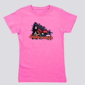 Spider-Woman Girl's Tee
