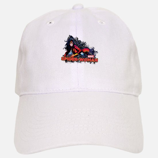 Spider-Woman Baseball Baseball Cap