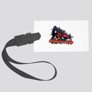 Spider-Woman Large Luggage Tag
