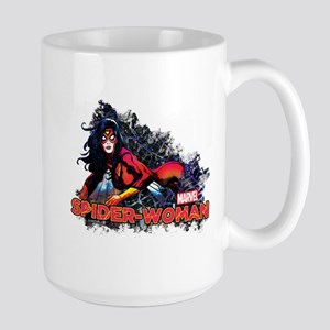 Spider-Woman Large Mug