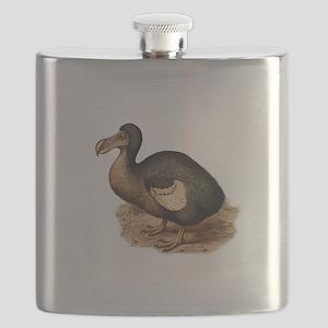 Dodo Bird Flask