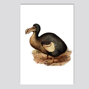 Dodo Bird Postcards (Package of 8)