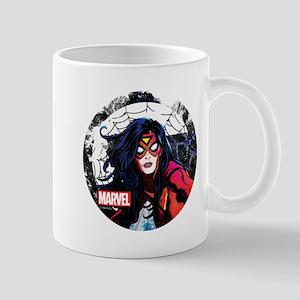 Spider-Woman Web Mug