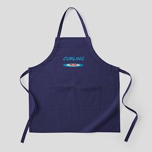 Curling Apron (dark)