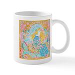 Art Nouveau Lady Mug
