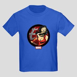 Elektra 1 Kids Dark T-Shirt