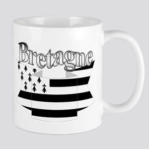 Bretagne Brittany flag Mug