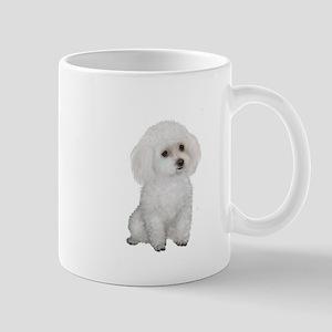 Poodle (MinW2) Mug
