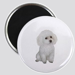 Poodle (MinW2) Magnet