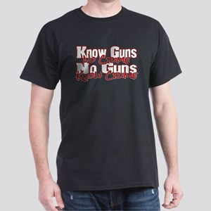 No Guns Dark T-Shirt