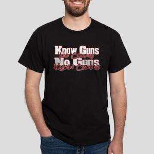 No Guns Dark T-Shirt