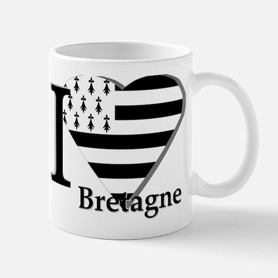 I love Bretagne Mug
