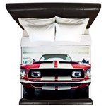 68 Mustang King Duvet