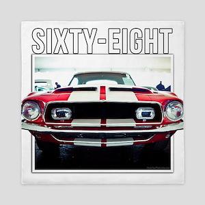68 Mustang Queen Duvet
