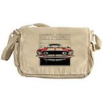 68 Mustang Messenger Bag