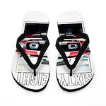 68 Mustang Flip Flops