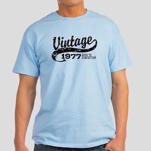 Vintage 1977 Light T-Shirt