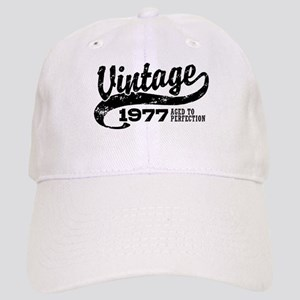 Vintage 1977 Cap
