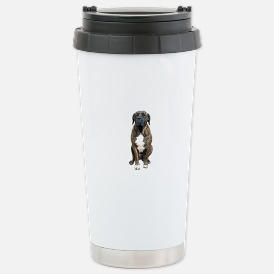Boerboel #1 Stainless Steel Travel Mug