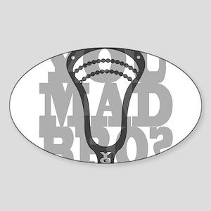 Lacrosse YouMadBro Sticker