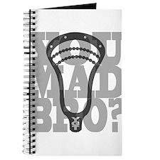 Lacrosse YouMadBro Journal