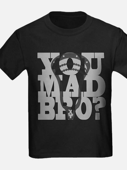 Lacrosse YouMadBro T-Shirt