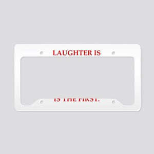 BOWLING2 License Plate Holder