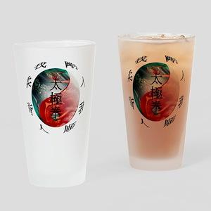 TaiChi Drinking Glass