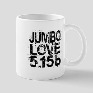 Jumbo Love 5.15b Mug