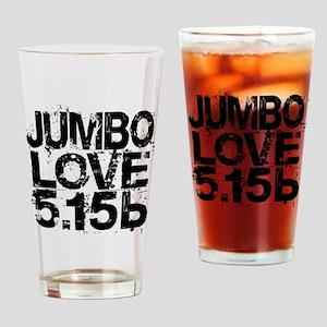 Jumbo Love 5.15b Drinking Glass