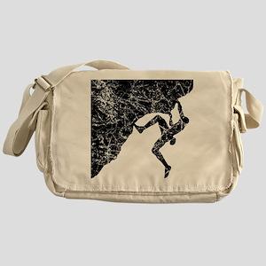 Climber Overhang Messenger Bag