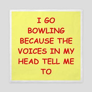 bowling Queen Duvet