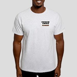 Cuban Swag (Pocket Logo) Light T-Shirt