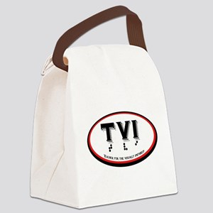 TVI Canvas Lunch Bag