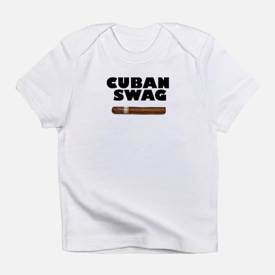Cuban Swag Infant Infant Infant T-Shirt