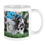 Beatrix and Dudley-June Wedding Bunnies Mugs
