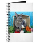 Buttons-Picnic Bunny Journal