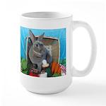 Buttons-Picnic Bunny Mugs