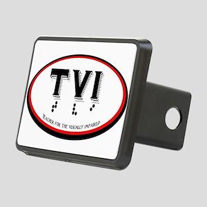 TVI OVAL Hitch Cover
