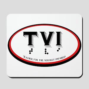 TVI OVAL Mousepad