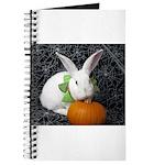 Romeo-Halloween Bunny Journal