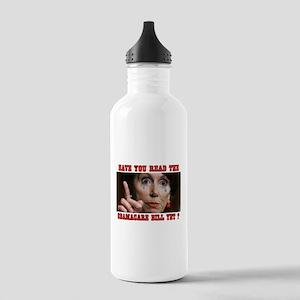 PELOSI TEARS Water Bottle