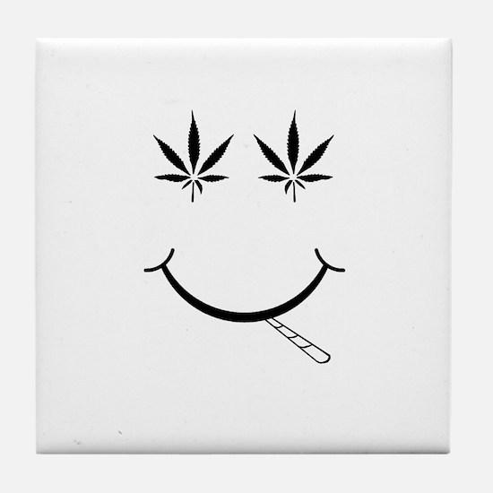 420 Somewhere.jpg Tile Coaster